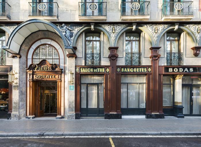 Oriente Atiram Hotel, Barcelona