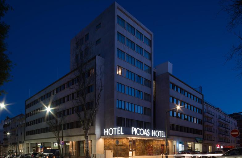 VIP Executive Picoas Hotel, Lisboa