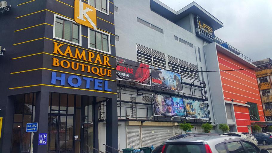 Kampar Boutique Hotel (Old Town - Cinema), Kinta