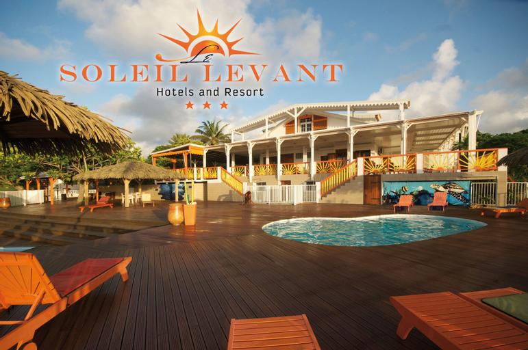 Hotel Le Soleil Levant, Capesterre-de-Marie-Galante