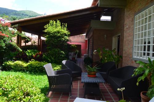 Chalet, Clima y Tranquilidad de montana en Caracas, Baruta