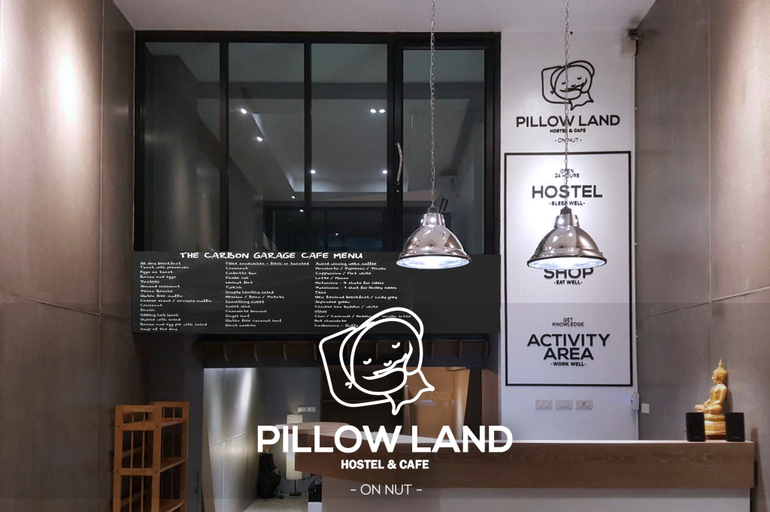 Pillow Land Onnut, Prakanong