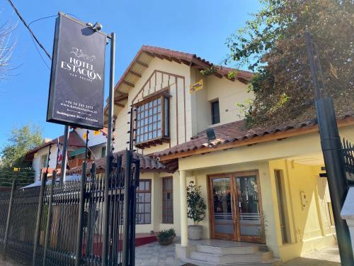 Hotel Estacion San Felipe, Los Andes