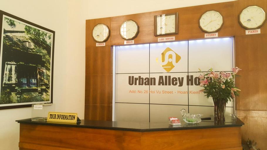 Urban Alley Hotel, Hoàn Kiếm