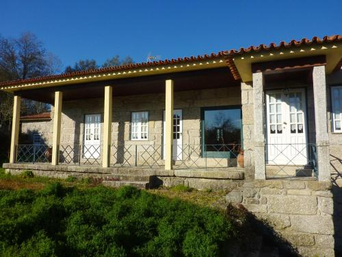 House with 5 bedrooms in Taide, with enclosed garden and WiFi - 45 km from the beach, Póvoa de Lanhoso