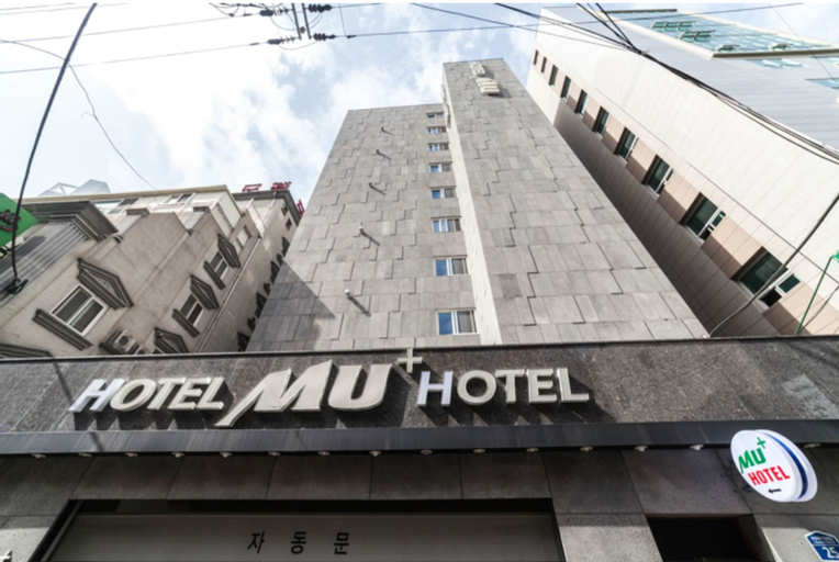 Mu Plus Hotel, Yeonje