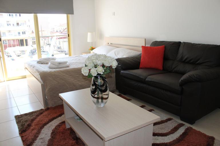 Tiffany City Apartments,