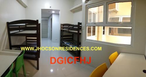 4 person semi furnished dorm unit, Manila