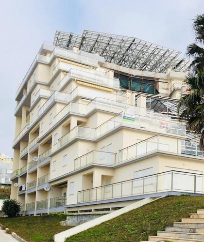 Edificio Praia Jardim em Buarcos, Figueira da Foz