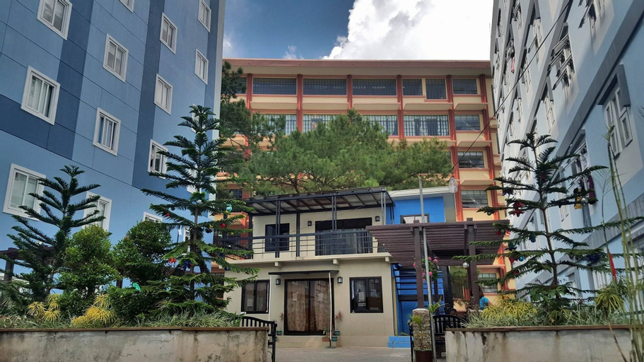 4F8 Princeton bldg North Cambridge Condo, Baguio City