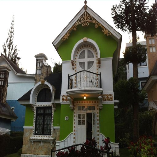 Villa Kota Bunga Blok EE, Cianjur