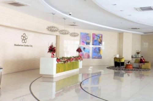 1 Manhattan Parkview Araneta Center Cubao QC 45SQM, Quezon City