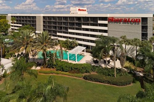 Sheraton Orlando North Hotel, Orange