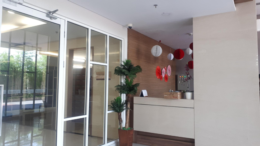 Apartemen Springlake Summarecon Lobby Basella 1023, Bekasi