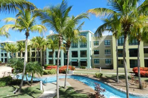 The Oasis of Paradise @ Aquatika with KingBed+TV+WiFi+PK,