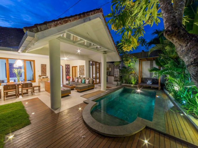 Cozy Villa-Private Pool-BBQ-WIFI at Seminyak Side, Denpasar