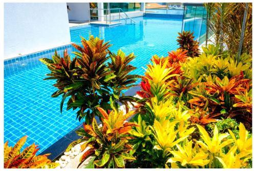 Water Park Condominium 1Bed, Bang Lamung