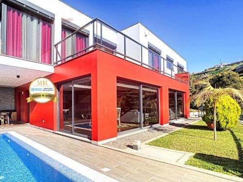 Villa Rouge - by MHM, Calheta