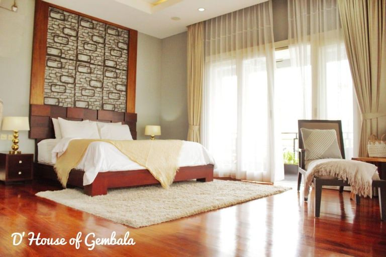 D'House of Gembala - beautifully appointed, Sleman