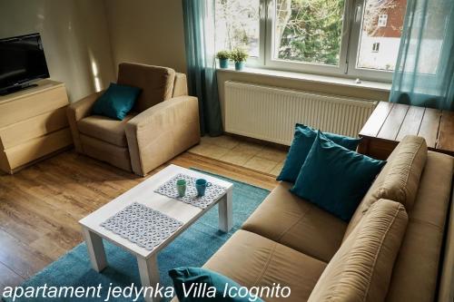 Apartament Jedynka Villa Incognito, Jelenia Góra