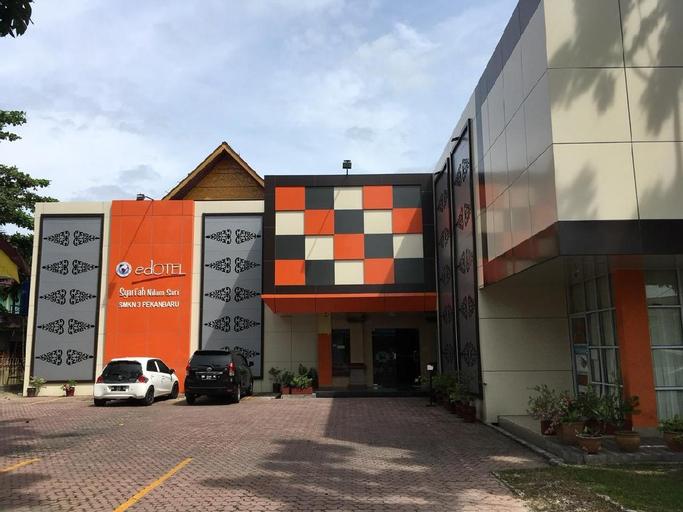 SPOT ON 2909 Edotel Syariah Nilam Sari, Pekanbaru