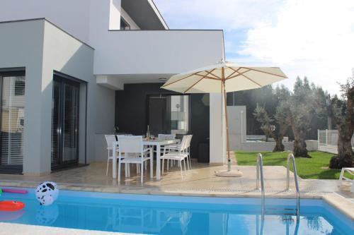 Villa tres oliveiras, Caldas da Rainha