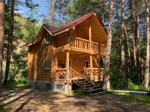 Отель Альпинист, Karachayevskiy rayon
