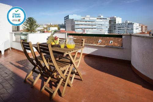 Amadora Terrace View, Amadora