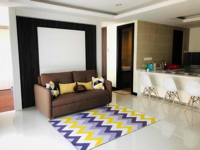CharisKey@Oceanus Studio Suite, Kota Kinabalu