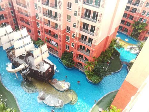 Seven Seas Condo G619/E519, Pattaya