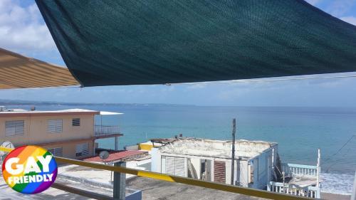 A-2 Casa de Playa Apartment with Sea View,