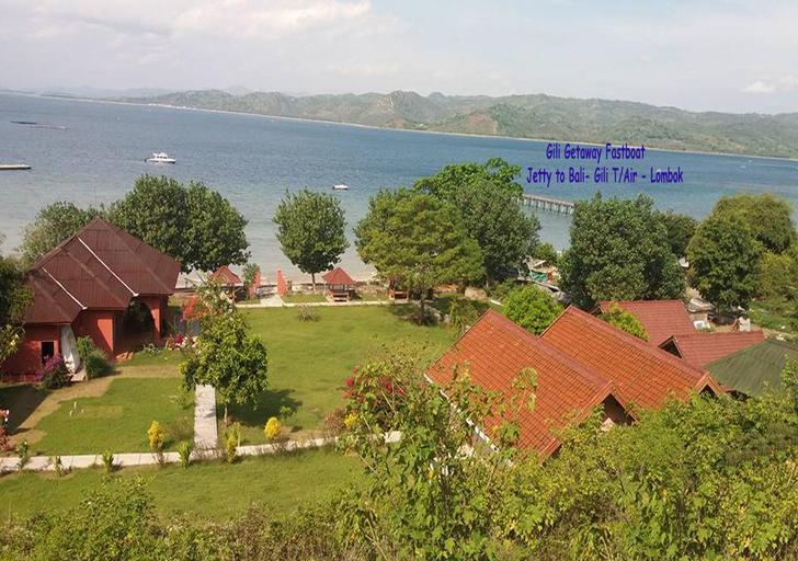 Gili Gede Island - Yut Inn Flower Paradise, Kepulauan Gili