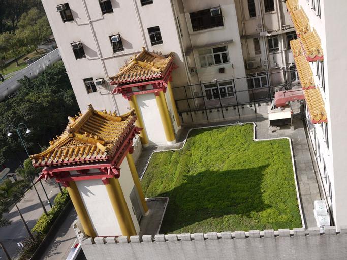 Panda's Hostel - Hot Dog Bus, Yau Tsim Mong