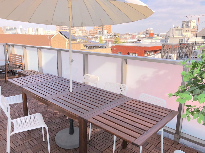 Tokyo Art House  Hostel, Kita
