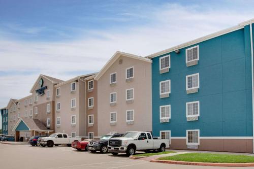 WoodSpring Suites Texas City, Galveston