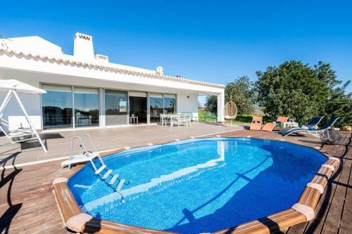 Poca da Negra Algarve Villa Swimming pool, Silves
