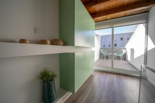 Se Apartamentos - Casa Azul, Braga