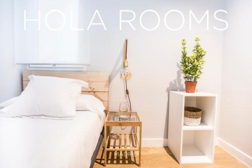 Hola Rooms, Madrid