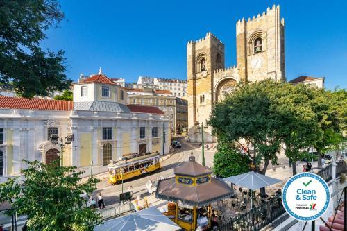 WHome | Se Skyline Apartment, Lisboa