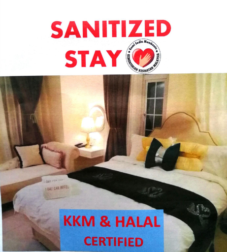 1 Day Car Hotel, Kinta