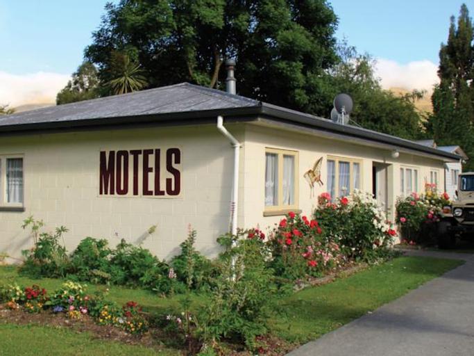 Burkes Pass Country Motel, Mackenzie