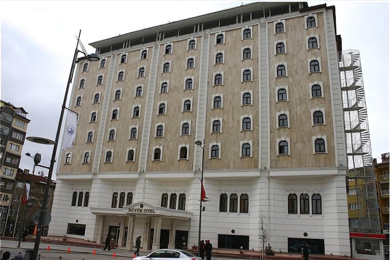 Sivas Buyuk Hotel, Merkez