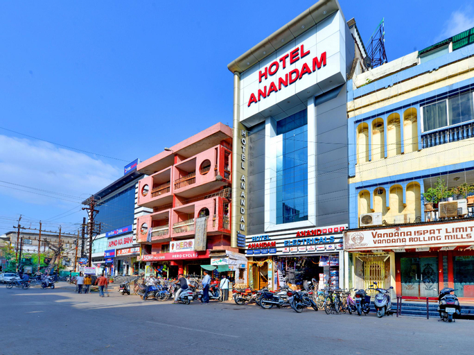 OYO 10125 Hotel Anandam, Raipur
