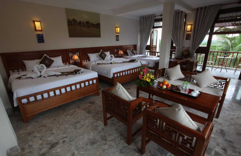Hoian River Palm Hotel & Villas, Hội An