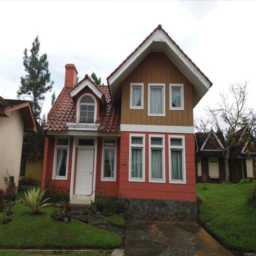 Villa Kota Bunga Blok A, Cianjur