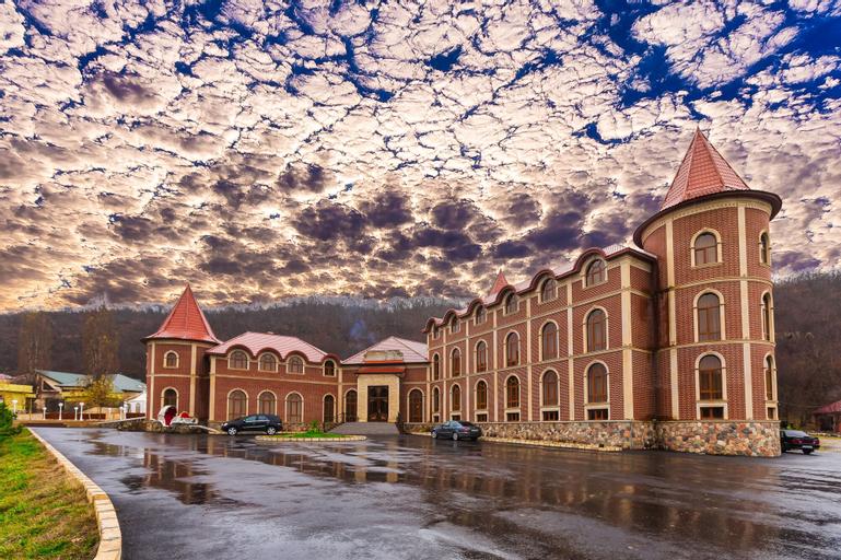 Chateau Qusar, Quba