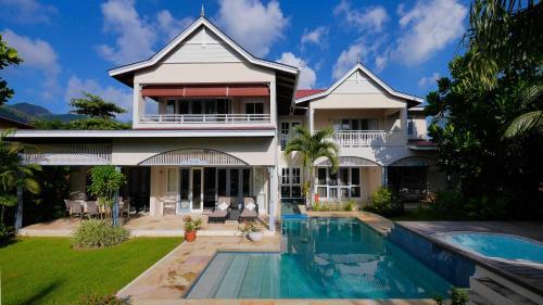 Villa Constantine, self-catering luxury beach house,