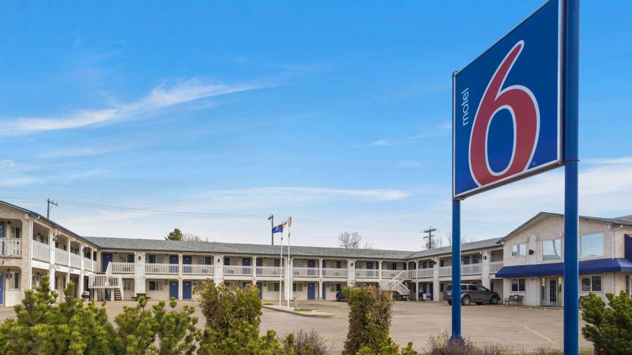 Motel 6 Camrose, AB, Division No. 10