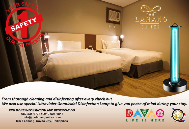 The Lanang Suites, Davao City