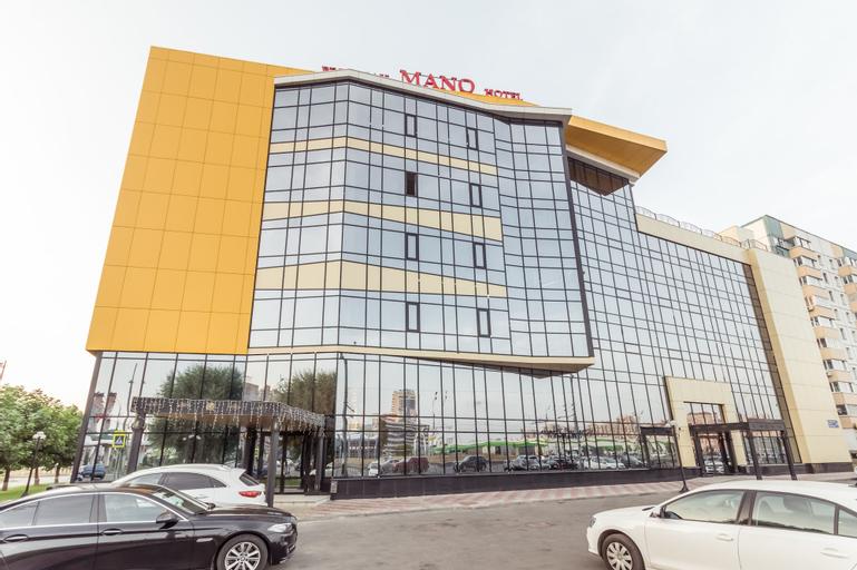 Hotel Mano, Vysokogorskiy rayon